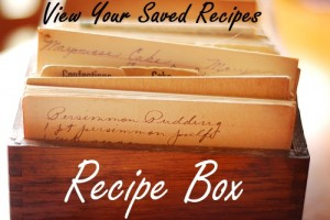 recipebox