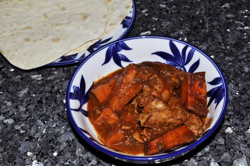 chicken mole recipe