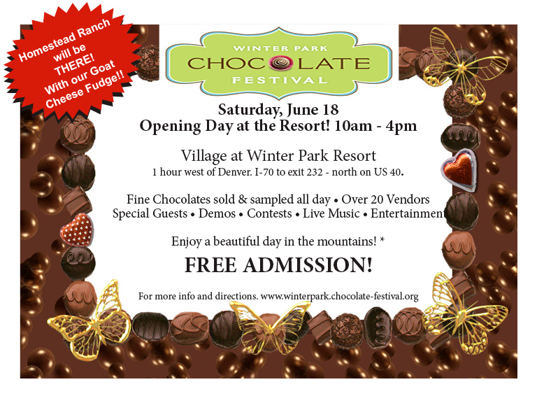 Winter Park chocolate festival