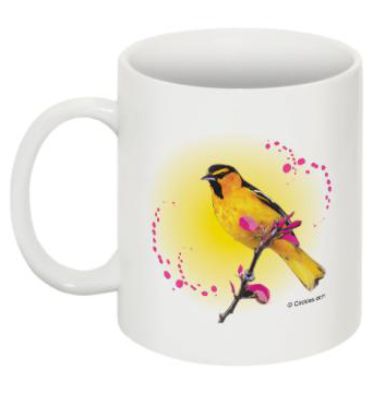oriole cup